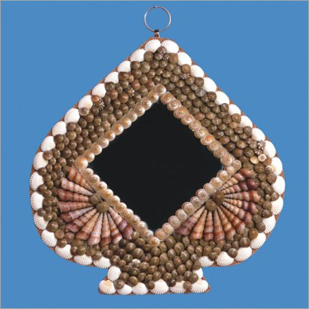 Decorative Wall Hanging with Mirror