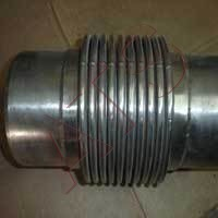 Single Axial Bellow With Pipe