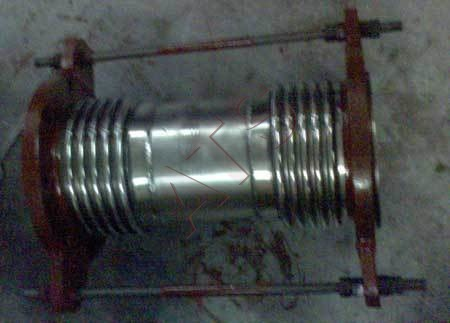 Universal Bellow With Flange