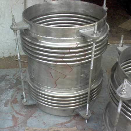 Universal Bellow With Pipe