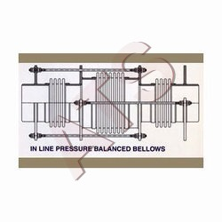 In-Line Pressure Balanced Bellows