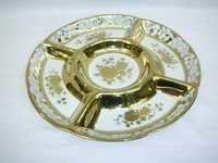 Ceramic Dry Fruit Set Plate