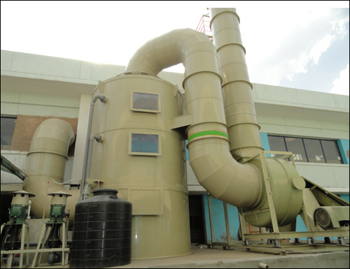 Fume Extraction Plants