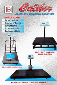 Heavy Duty Weighing Scale