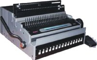 Electric Comb And Wire Binder