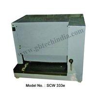Electric Spiral Binding Machine - (SCW-333e)