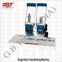 Tube Binding Machine