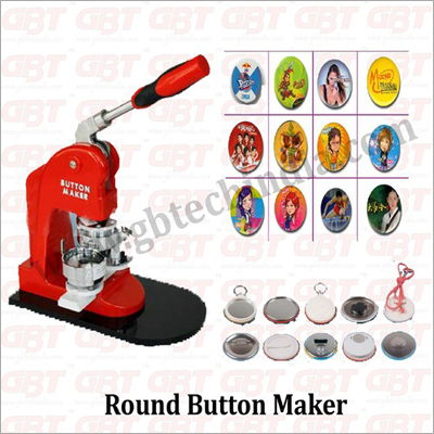 Button Making Machine