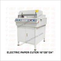 Automatic Electric Paper Cutter