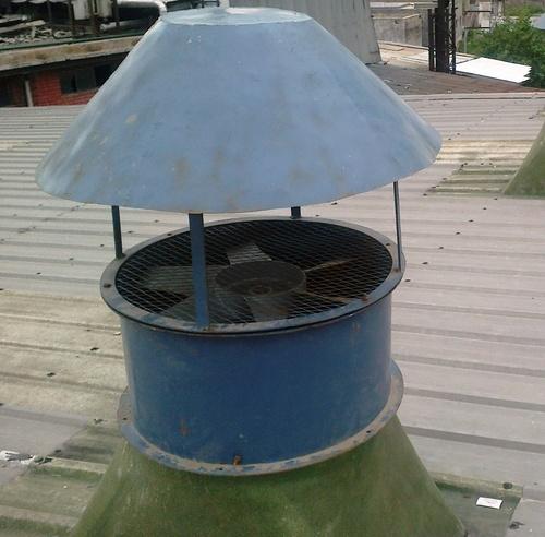 Roof Exhaust Axial Flow Fan