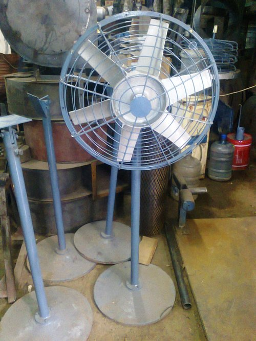 Pedestrian Axial Flow Fan