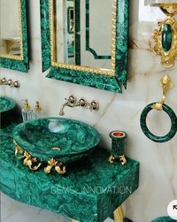 Malachite Tile