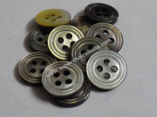 Black Mop Buttons