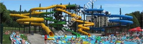 Closed Body Water Slides
