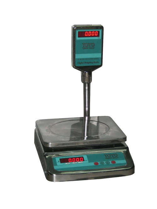 Digital Tabletop Scale