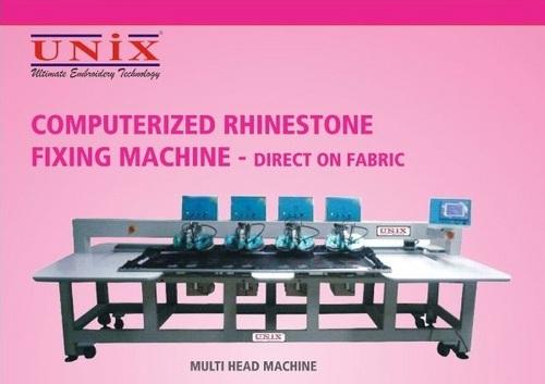 Computerized Rhinestone Machine