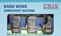 Hand Work Embroidery Machine