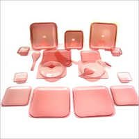 Square Shape Dinner Sets