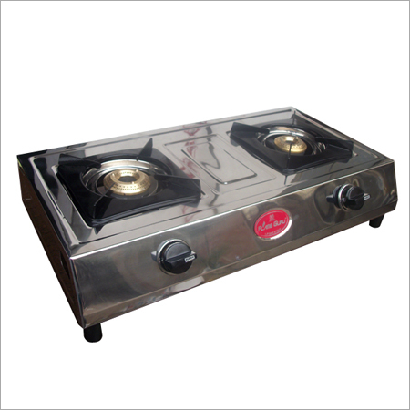 Butterfly Two Burner Gas Stove