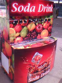 8+2 Soda Machine