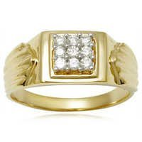 Men's Diamond Ring Supplier