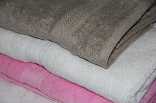 Organic cotton/Bamboo Towels