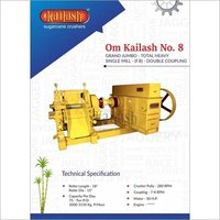 Grand Jumbo - Total Heavy Single Mill Sugarcane Juicer