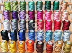 Viscose Rayon Embroidery Yarn