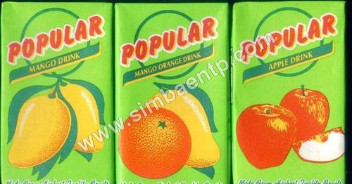 Popular Fruit Drink