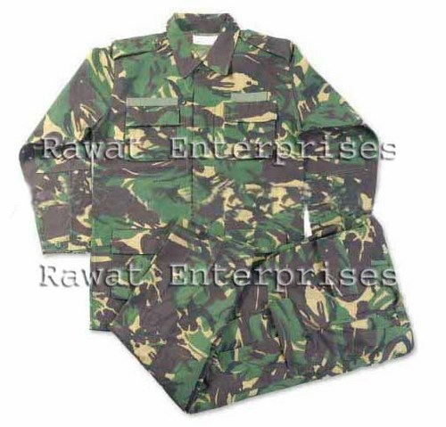 Military Uniforms Woodland BDU