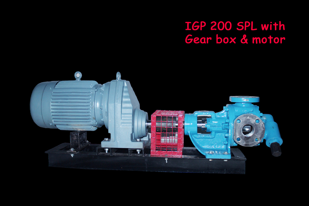 Industrial Oil Gear Pump