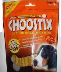 022013 Choostix Chicken Flavour Dog Food