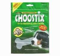 022013 Choostix Natural Flavour Dog Food