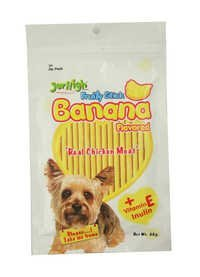 012013 JERHIGH FRUITY BANANA STICK DOG TREATS