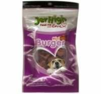 012013 JERHIGH MINI BURGER DOG TREATS