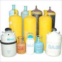 Compressed Liquid Nitrogen Gas