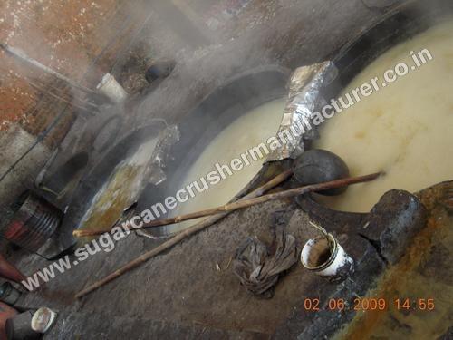 open pan bhatthi