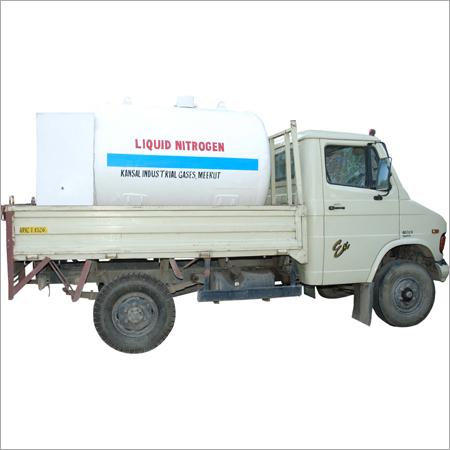 Liquid Industrial Gas