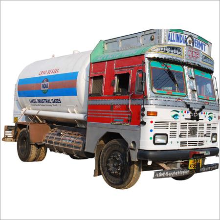 Liquid Nitrogen Tank