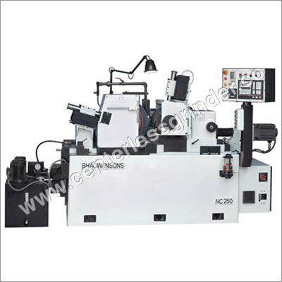 NC- 250 Centerless Grinder Machine