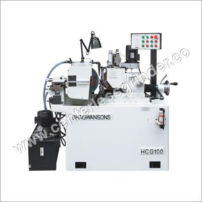 Hydraulic Centerless Grinder - HCG 100