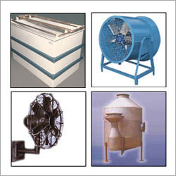 Electroplating Tanks in PVC, PP, FRP, MS & SS
