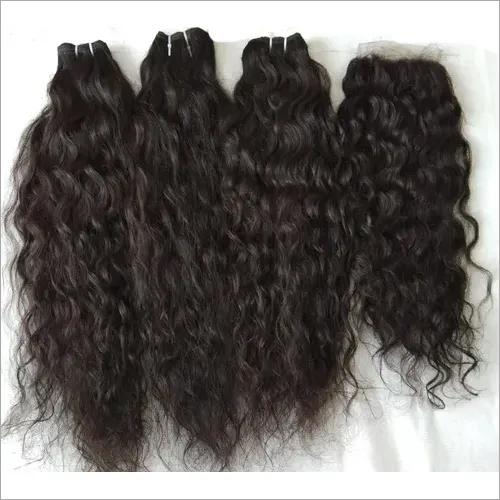Natural Curly Human Hair