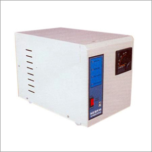 Air Cooled Servo Stabilizer(3 Phase To Single Phase)