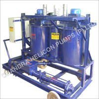 High Pressure Grout Pumps