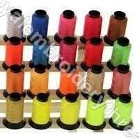 Viscose Rayon Embroidery Yarn (Cone)