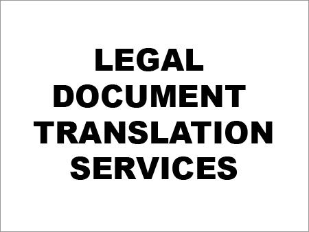 Legal Document Translation In Chennai
