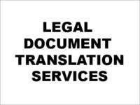 Legal Document Translation In Chennai