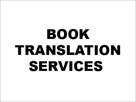 Book Translation Services In Chennai