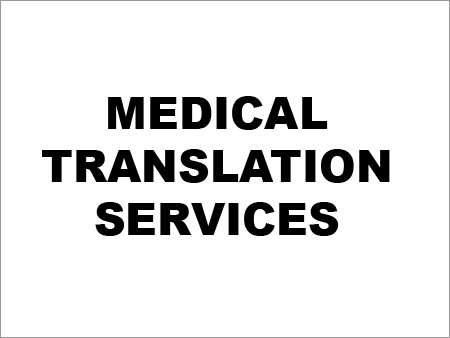 Medical Translation Services In Chennai